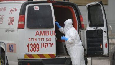 صورة بي بي سي: فصل مُسعف إسرائيلي من العمل لبصقه على صور للمسيح