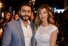 صورة شماتة «جليلة» في بسمة بوسيل بعد انفصالها عن زوجها الفنان تامر حسني