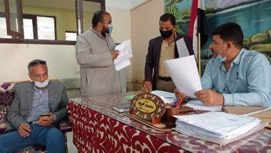 صورة مدير تعليم يوسف الصديق يستمع إلى شكاوي ومطالب 46 مواطنًا في اللقاء الشهري