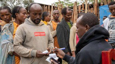 صورة 11 ألف إثيوبي- نصفهم أطفال- هربوا من جحيم المعارك في «تيجراي»