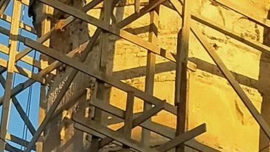 صورة كارثة أثرية برعاية وزارية !! (بقلم: هدى قنديل- مصر)