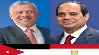 صورة مصر والأردن .. علاقات استراتيجية وروابط تاريخية تجمع بين الشعبين والبلدين الشقيقين