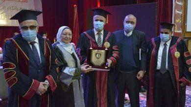 صورة في احتفالها بعيد العلم.. لفتة إنسانية رائعة من جامعة الفيوم نحو أبنائها والعاملين فيها