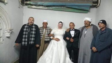 صورة زفاف ابن رجل الأعمال رجب عزالدين وحسناء عائلة القرع بمحافظة بني سويف .. مليار مُبارك