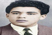 صورة الشهيد الجزائري علي معاشي.. الغناء حتى الإعدام !!