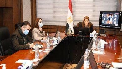 صورة لجنة تسيير برنامج التنمية المحلية بصعيد مصر تبحث مستجدات الموقف التنفيذي للبرنامج