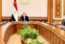 صورة الرئيس: حجم المشاريع العملاقة الجاري تنفيذها فرصة كبيرة لاستثمارات الشركات الأجنبية