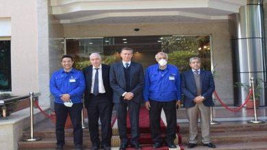 صورة «العربي» يبحث مع «سيريل» فتح آفاق جديدةللتعاون الاقتصاديبين مصر وألمانيا