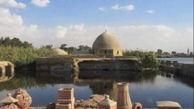 صورة ضريح آل البيت النبوي الشريف «يستغيث».. وسط تجاهل عجيب وإهمال رهيب من وزارة الآثار