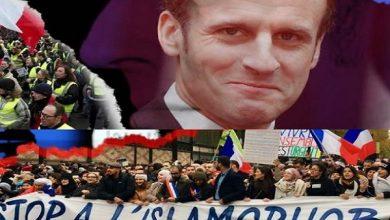 صورة د. حاتم الجوهري يرصد أزمة المركزية في خطاب «ماكرون» والإسلام