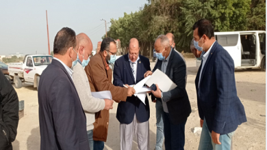 صورة مسؤول المبادرة الرئاسية يتابع الخطوات النهائية لخطط تطوير قرى يوسف الصديق
