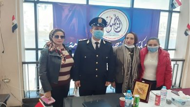 صورة مكتبة المنصورة تحتفل بـ«حُرَّاس الوطن» في ندوة بعنوان الشرطة المصرية درع الأمن والأمان