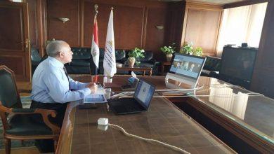 صورة 3 وزراء مصريين يبحثون آليات توفير مستلزمات منظومة تحديث الري من الصناعة الوطنية