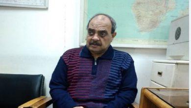 صورة حوار مع عواد الحناوي محرر الكلمات المتقاطعة بجريدة الأهرام