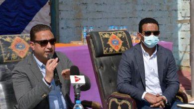 صورة محافظ الفيوم: إجمالي احتياجات «يوسف الصديق» من المبادرة الرئاسية نحو  4 مليارات جنيه