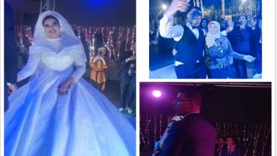 صورة زفاف علي عادل عباس وعروسه الجميلة مها .. مليون مُبارك