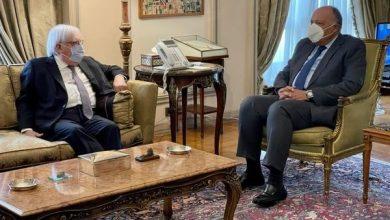 صورة مصر تؤكد دعمها لجميع الجهود الرامية إلى التوصل لحل سياسي شامل للأزمة اليمنية