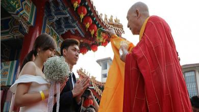 صورة «فترة التهدئة الإجبارية» تخفض نسبة الطلاق في الصين بنسبة 70%