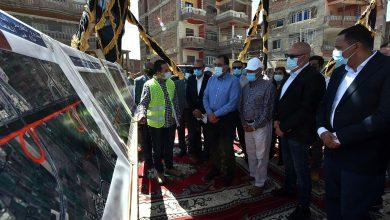 صورة رئيس الوزراء يتفقد عددًا من مشروعات الطرق والكباري للربط بين محافظتي القليوبية والدقهلية
