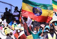 صورة احتجاجات في إثيوبيا بسبب العقوبات الأمريكية.. وسط تهديدات بإعادة تقييم العلاقات مع واشنطن