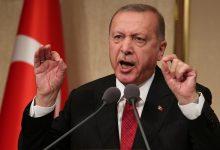 صورة «ماكرون»: أردوغان وافق على العمل مع فرنسا لسحب المرتزقة من ليبيا