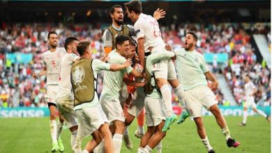 صورة إسبانيا تهزم كرواتيا وتضرب موعدًا مع سويسرا  في ربع نهائي يورو 2020