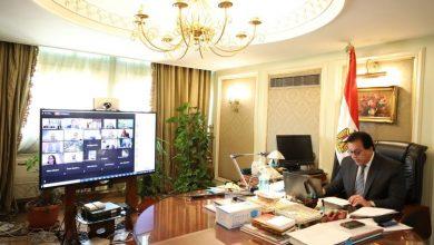 صورة وزير التعليم العالي يشارك في فعاليات مؤتمر الجامعات العربية ودورها في مواجهة تحديات «كورونا»