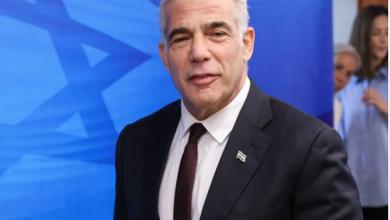 صورة وزير الخارجية الإسرائيلي يتوجه إلى الإمارات لافتتاح سفارة بلاده في أبوظبي