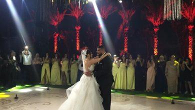 صورة بالصور.. حفل زفاف يارا ابنة المهندس محمد نبيل والدكتور محمد بدوي