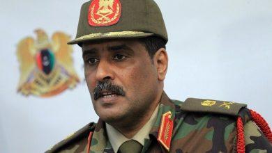 صورة قيادة القوات المسلحة الليبية تدعو لنزاهة انتخابات ديسمبر وطرد «المرتزقة»