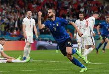 صورة إيطاليا تفوز بـ يورو 2020 بعد تفوقها على إنجلترا بركلات الترجيح