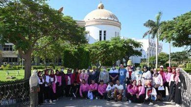 صورة جامعة الفيوم: قافلة تنمية تقدم خدمات متنوعة لأكثر من 50 ألف مواطن بمركز يوسف الصديق
