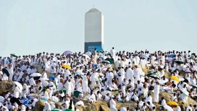 صورة إتمام خطة تفويج ضيوف الرحمن إلى الحرم المكي واستقبالهم لأداء طواف الإفاضة