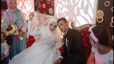 صورة أبناء رفيفة وأبومبيه شبوب يحتفلون بزفاف ممدوح شعبان وسلوى حجاج.. مليون مُبارك