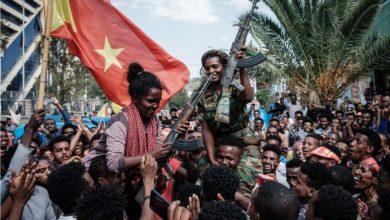 صورة جبهة تحرير تيجراي تشترط الاعتراف بها كحكومة شرعية مقابل وقف إطلاق النار
