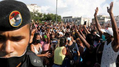 صورة موسكو تتهم واشنطن بالوقاحة والعجرفة وازدواجية المعايير على خلفية احتجاجات كوبا