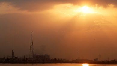 صورة تحذير للمصريين من موجة حر شديدة ستضرب البلاد الأسبوع المقبل