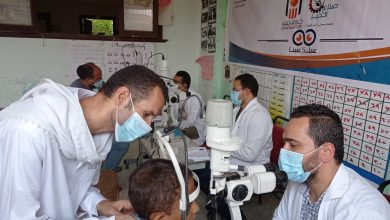 صورة 3000 مستفيد من مبادرة مكافحة العمى بمركز يوسف الصديق
