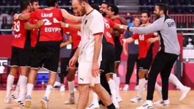 صورة أولمبياد طوكيو.. «يد مصر» تصفع ألمانيا وتصعد إلى الدور نصف النهائي