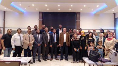 صورة ختام اليوم العلمي الثاني للتغذية العلاجية لمرضى الأورام.. و د.سمير شحاتة يُكرِّم المشاركين