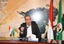 صورة «الأنصاري» يتابع جاهزية قطاعات محافظة الفيوم لمواجهة «مقالب» الشتاء