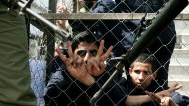 صورة العدوان الإسرائيلي علي حقوق الأسرى الفلسطينين.. وبوادر الانتفاضة الثالثة!!