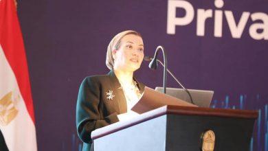 صورة وزيرة البيئة تستعرض رؤية مصر لتحقيق النمو الأخضر بالشراكة مع القطاع الخاص