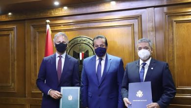 صورة وزير التعليم العالي يشهد توقيع تجديد اتفاقية التعاون العلمي والتكنولوجي بين مصر والولايات المتحدة