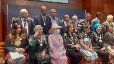 صورة 25 إعلاميًا ومفكرًا مصريًا وعربيًا تقلدوا ذهبية الكُتاب والإعلاميين تقديرًا لعطائهم