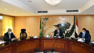 صورة محافظ الفيوم يتابع الموقف التنفيذي لمشروعات البنية الأساسية بمبادرة حياة كريمة