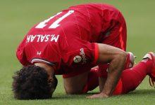 صورة «صلاح» يواصل الإبداع أمام واتفورد.. و«كلوب»: الفرعون أحسن لاعب في العالم